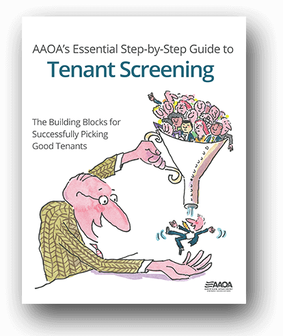 AAOA's Essential Step-by-Step Guide to Tenant Screening